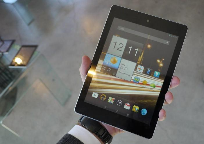 Acer Iconia A1 tablet
